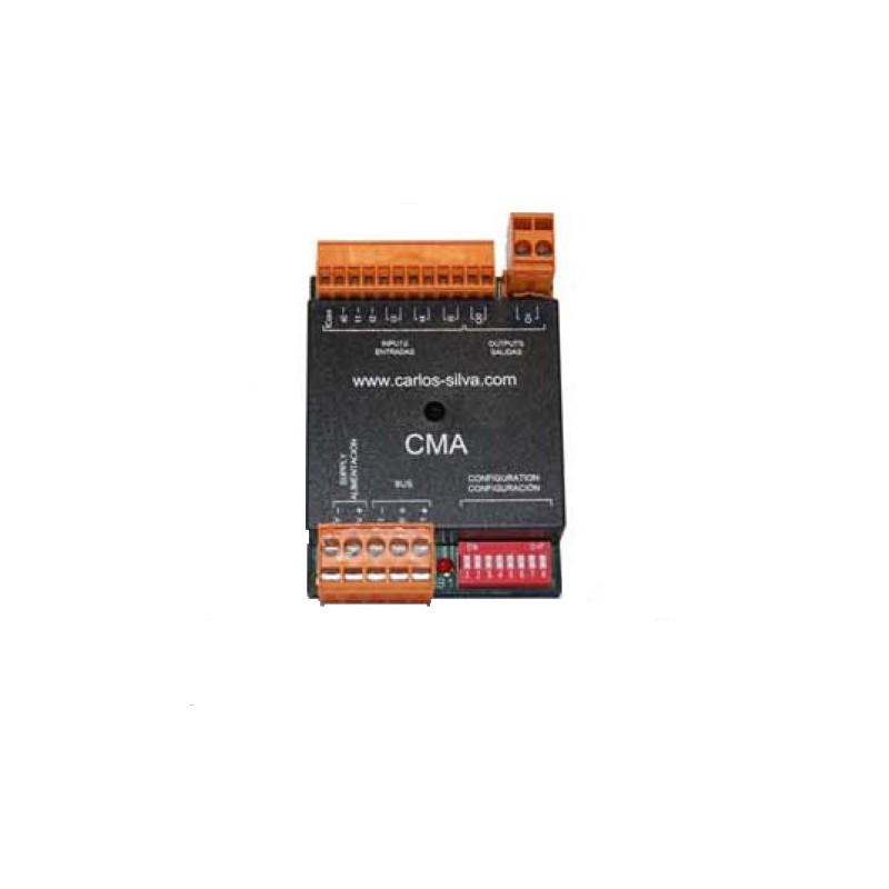 CMA11 - AUTONOMOUS MODULES CONTROL