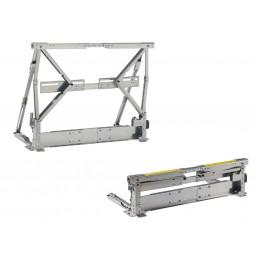 RETRACTABLE ROOF HANDRAIL OKATT BT100-1100-800/1100