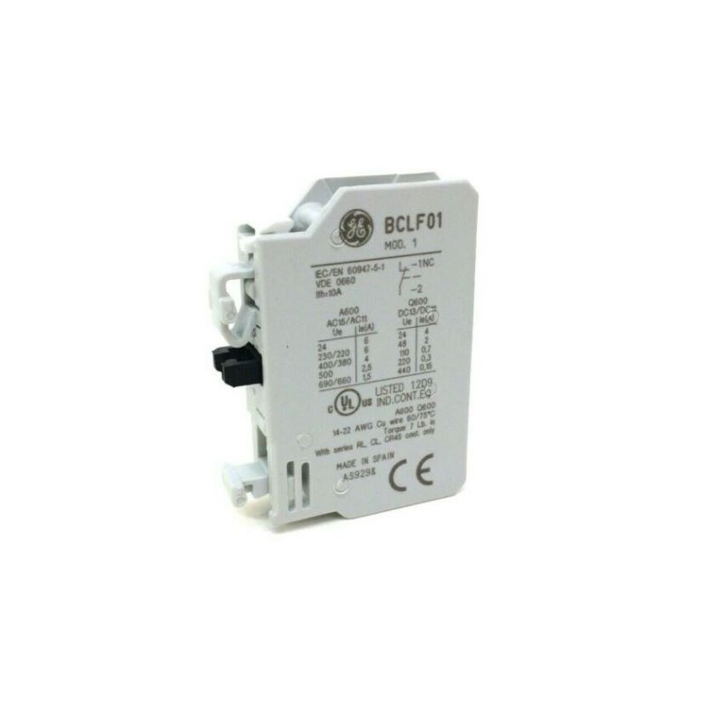 AUXILIARY CONTACT BCLF01