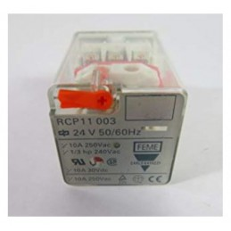 RELAIS UNDECAL RCP11003-24VDC 3CO