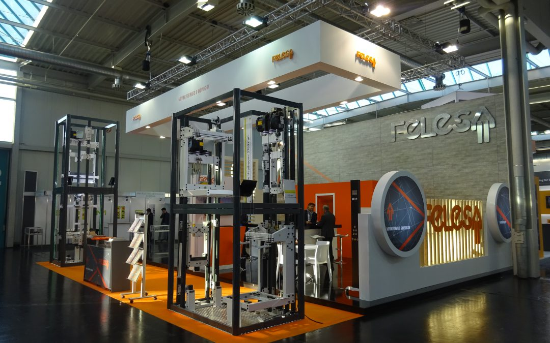 FELESA en INTERLIFT 2017 (Augsburg)