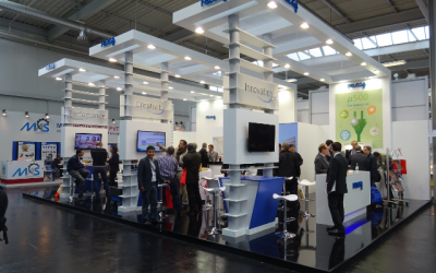 FELESA at INTERLIFT 2015 (Augsburg)