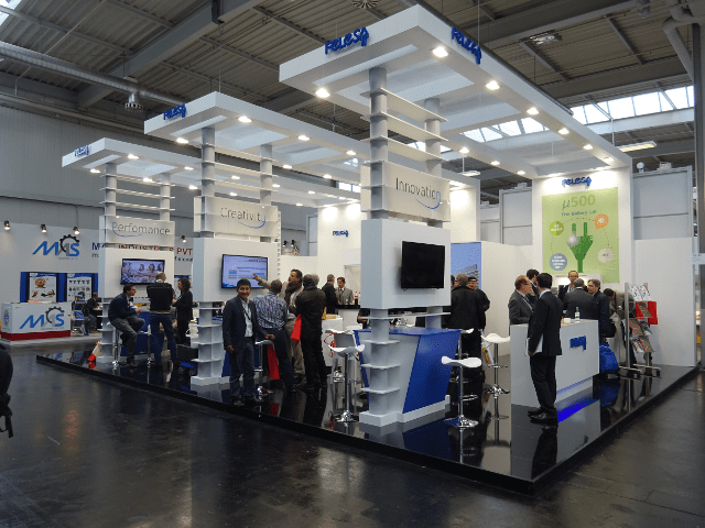 FELESA en INTERLIFT  2015 (Augsburg)
