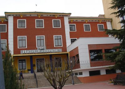 Hotel Convento Zamora - España