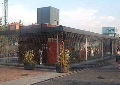 Pabellón de Agua Digital Expo Zaragoza 2008