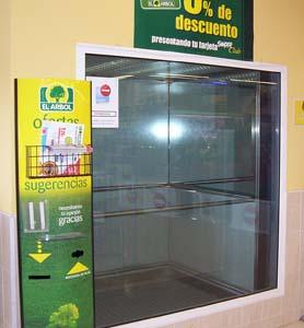 Supermercado El Arbol Salamanca - España